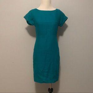 Banana Republic Linen Shift Dress size 2